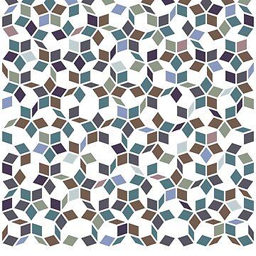 Fragmented Penrose by paulwaters