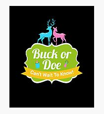 38c183f24428d Buck or Doe Cant Wait to Know   gender reveal shirts   pregnant shirts   new