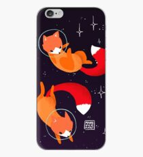 Space Foxes iPhone Case