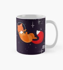 Space Foxes Mug