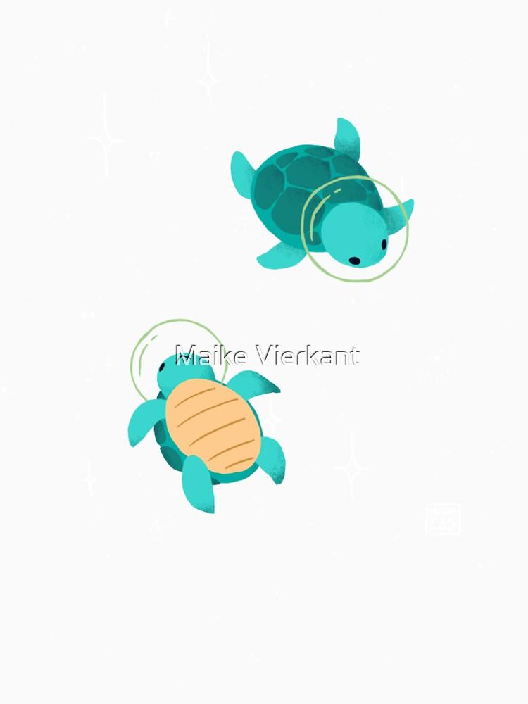 Tortugas espaciales de Vierkant