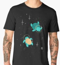 Space Turtles Men's Premium T-Shirt