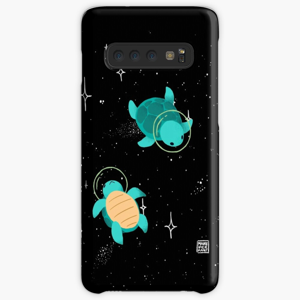 Space Turtles Case & Skin for Samsung Galaxy
