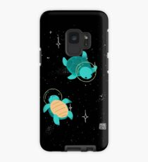 Space Turtles Case/Skin for Samsung Galaxy