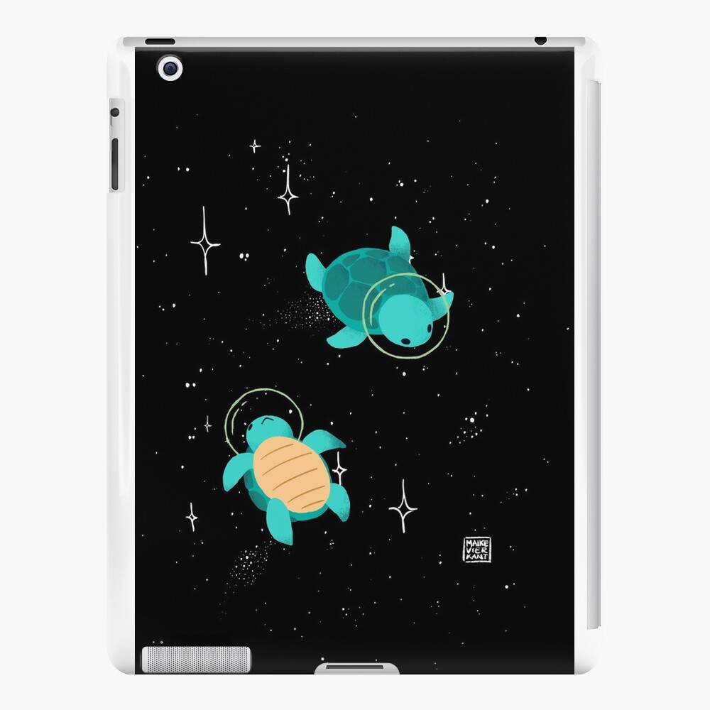 Space Turtles iPad Cases & Skins