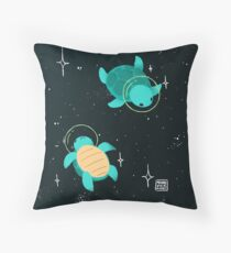 Space Turtles Floor Pillow