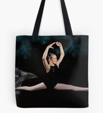 Leaping Raven Tote Bag