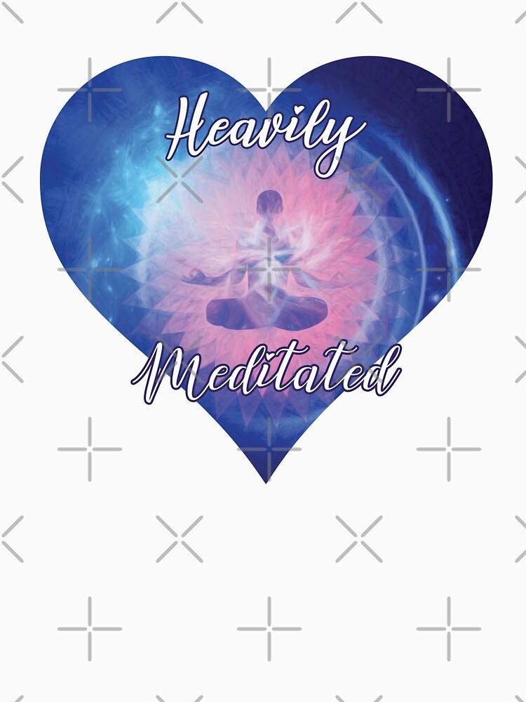 Heavily Meditated Yoga Meditation Spiritual  by Energetic-Mind