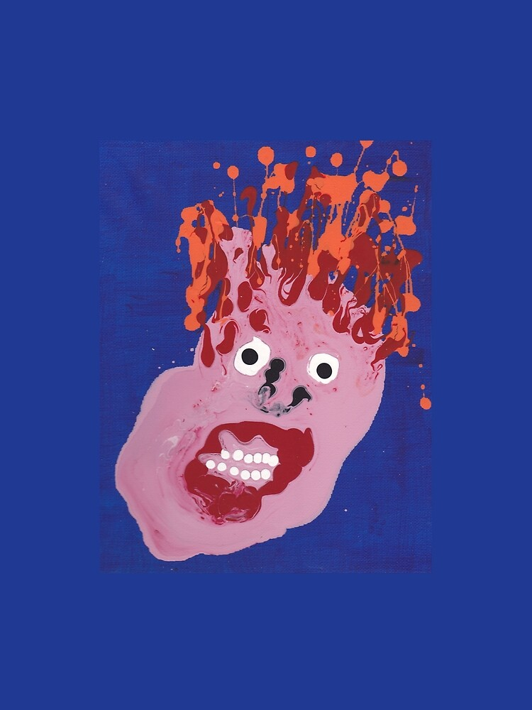«Bill - Martin Boisvert - Faces à flaques» par martinb1962
