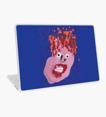 Bill - Martin Boisvert - Faces à flaques Skin de laptop