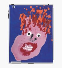 Bill - Martin Boisvert - Faces à flaques Coque et skin iPad