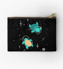 Space Turtles Studio Pouch