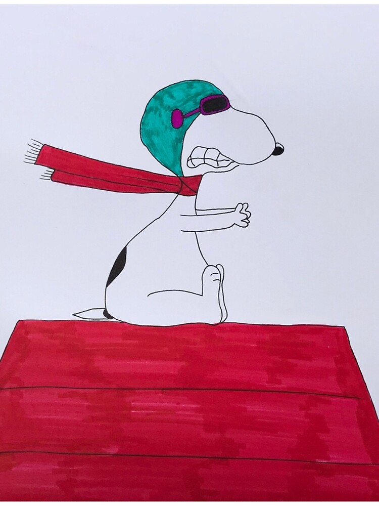 Snoopy by ranjaniart