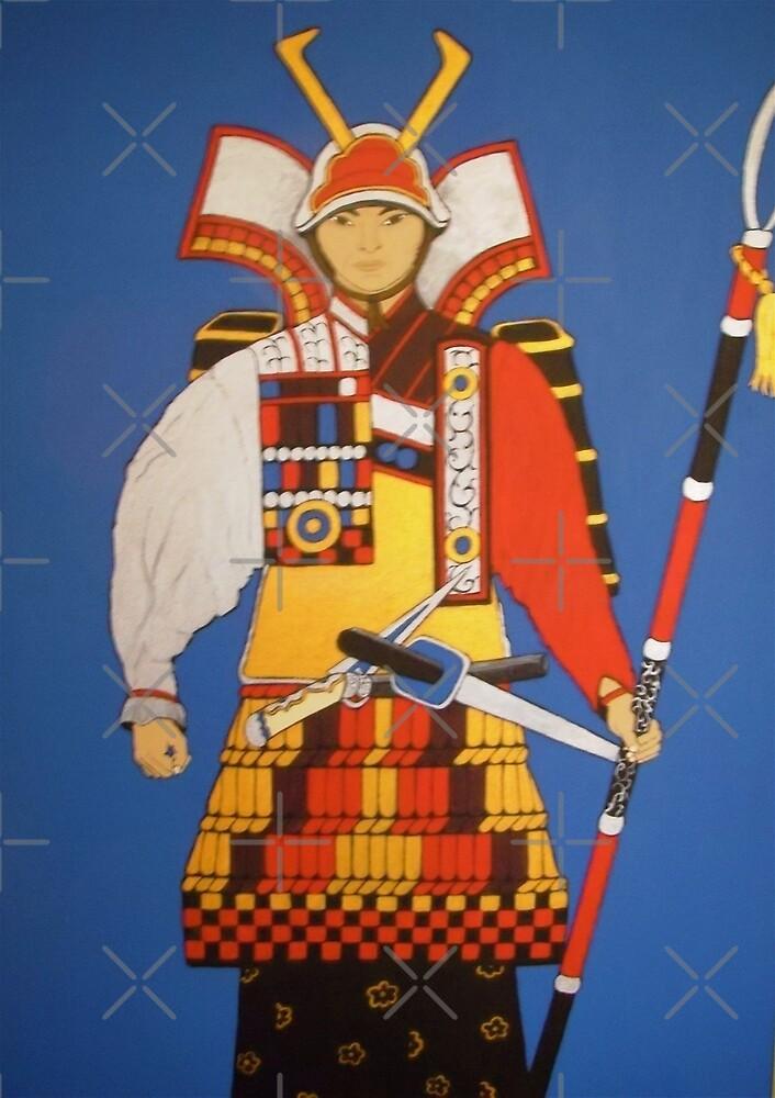 Young Samurai by Shulie1