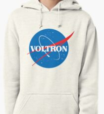 NASA (but it's voltron) Pullover Hoodie