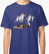 Michigan Game Winner Celebration Classic T-Shirt