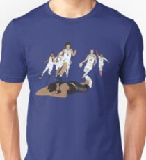 Michigan Game Winner Celebration Unisex T-Shirt