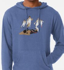 Michigan Game Winner Celebration Lightweight Hoodie