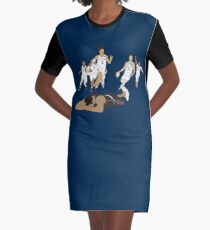 Vestido camiseta Michigan Game Winner Celebration
