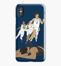Michigan Game Winner Celebration iPhone Case/Skin