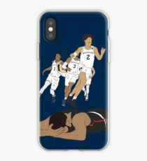 Michigan Game Winner Celebration iPhone Case