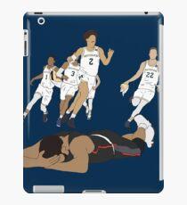 Michigan Game Winner Celebration iPad Case/Skin