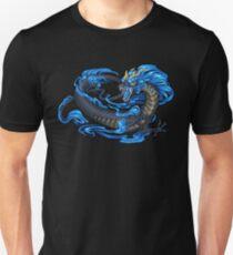 Azure Kyu Dragon Unisex T-Shirt