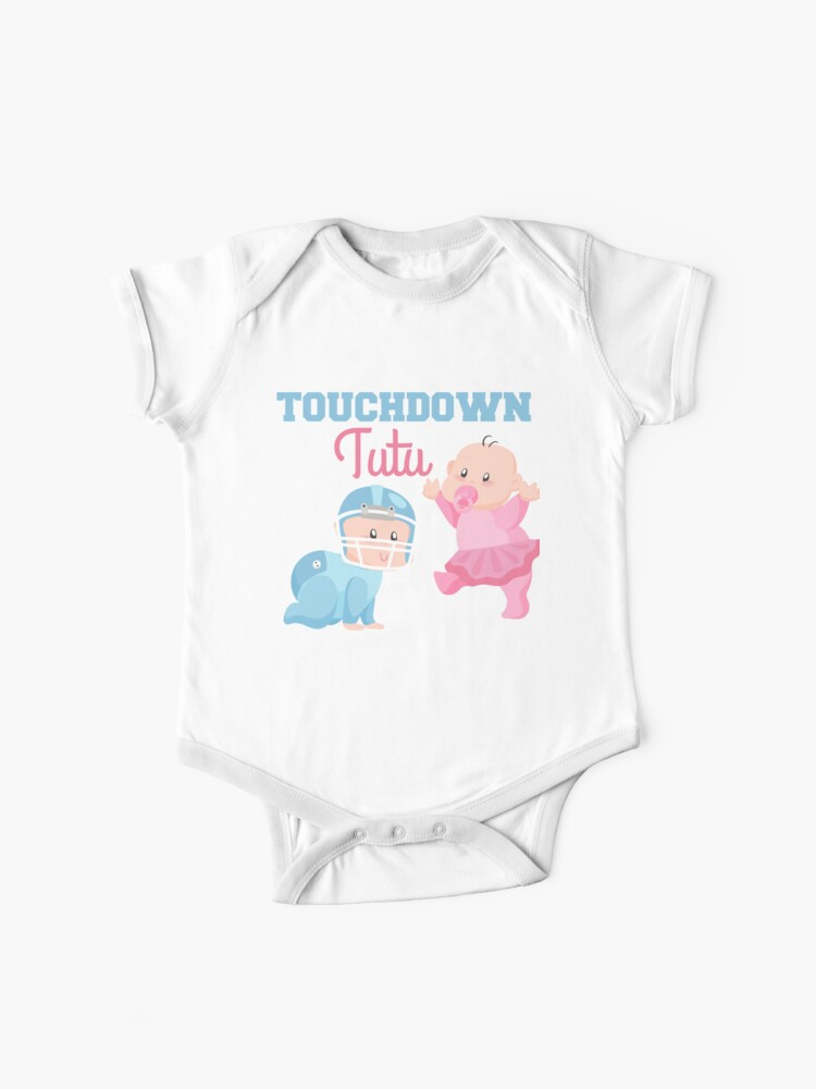 23caa1532ac26 Touchdown or Tutu | gender reveal shirts | pregnant shirts | new mom gifts  | baby