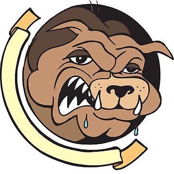 Grim Bulldog, Cool by HTaS