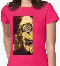 MALLCABRE II Womens Fitted T-Shirt