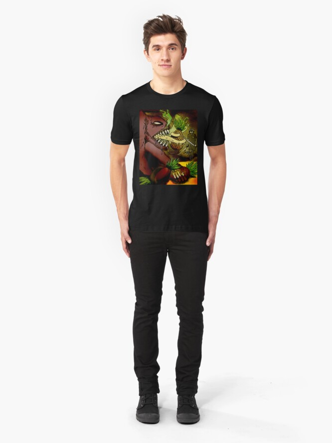 Alternate view of MALLCABRE III Slim Fit T-Shirt