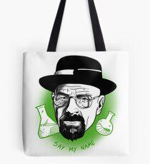 Breaking Walter Tote Bag