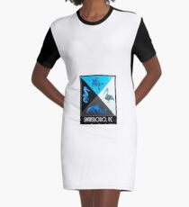 Friends of the Sea (Swansboro, NC) Graphic T-Shirt Dress