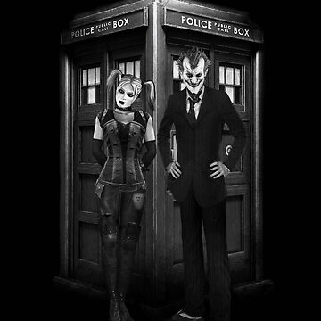 Madness and the Box by StrangeDevotion