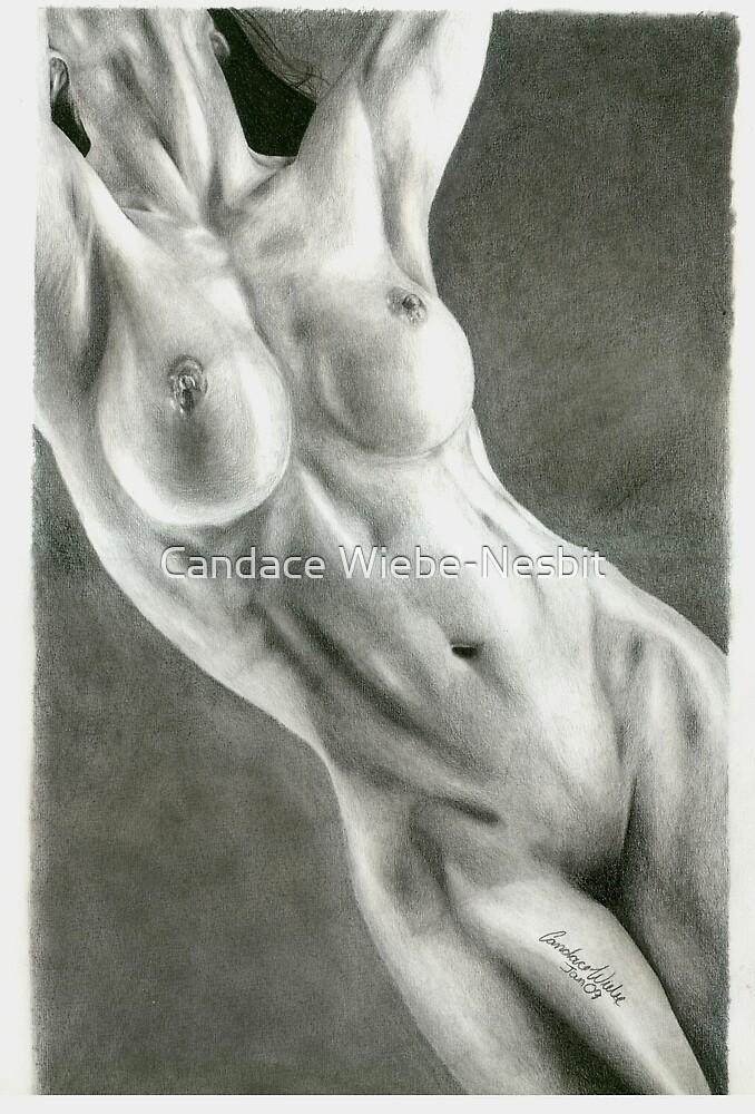 Nude by Candace Wiebe-Nesbit