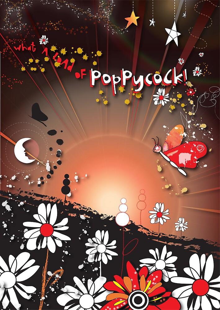 Poppycock by DoodleKaz