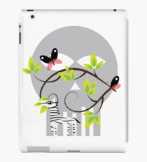 Nature and Reality iPad Case/Skin