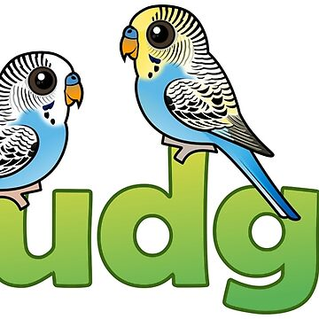 Cute Birdorable Budgie by birdorable