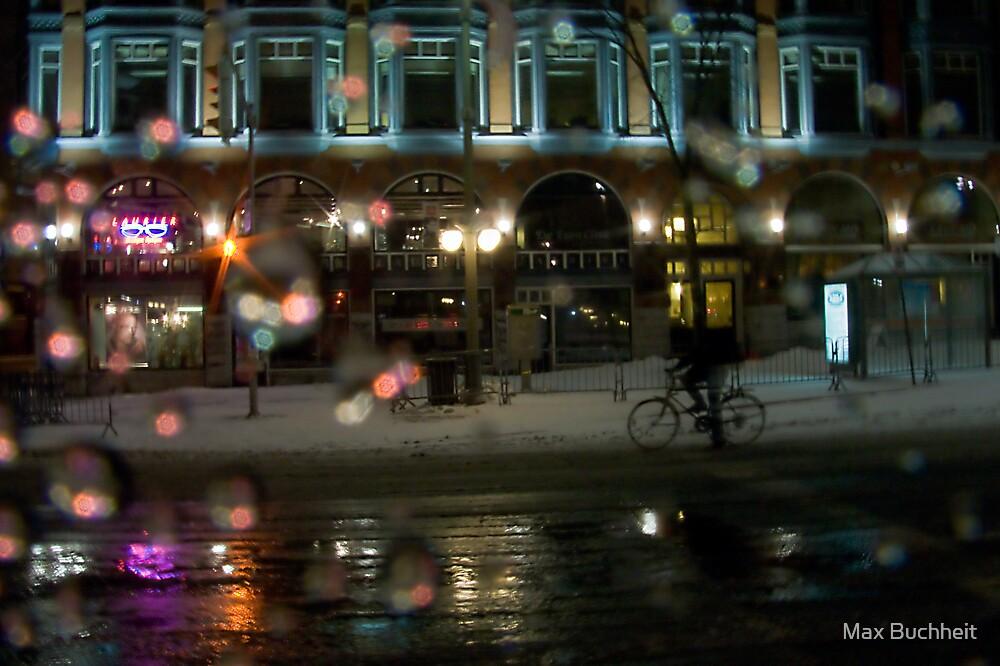 Obama Eve in Ottawa by Max Buchheit