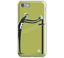 Super E (m) iPhone Case/Skin