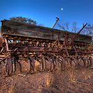 Seed Drill by Liam MacKenzie