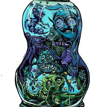 Jimmy's Jar by Lefrog