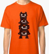 totem cartoon funny   Classic T-Shirt
