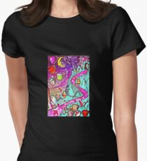 Cups Women's Fitted T-Shirt