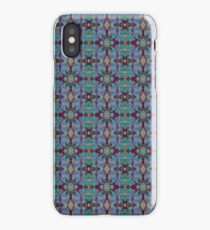 Overshot Pattern iPhone Case