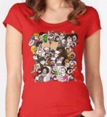 Game Grumps 50 Women's Fitted Scoop T-Shirt