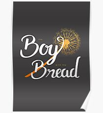 The Boy with the Bread Poster