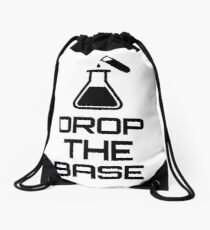 Mochila saco Drop the Bass, Chemistry Base