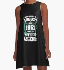 August 1952 The Birth Of Legends A-Line Dress