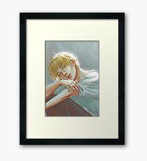 sunshine kid Framed Print